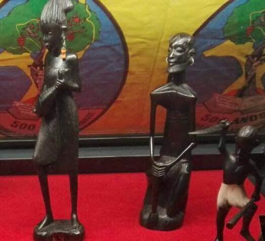 Arte mozambicana all'Abbazia di Morimondo (MI)