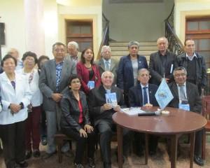 Gruppo dell'Associazione Insula.