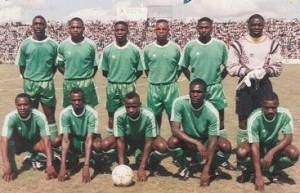 Zambia nel 1993