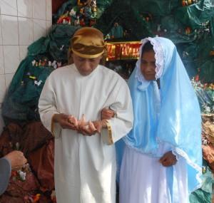 11. Maria, Giuseppe e il Bambino