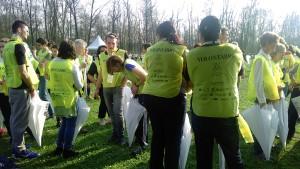 i meravigliosi volontari