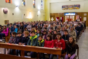 Messa a Seveso Altopiano